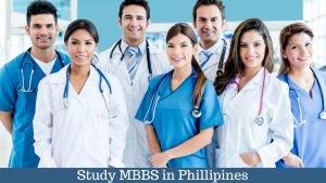 Study MBBS in Phillipines