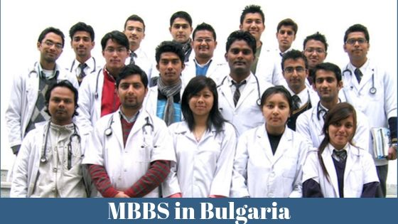 MBBS from Bulgaria