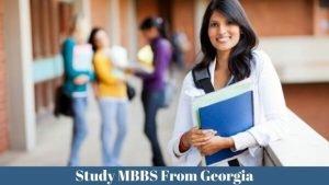 Study MBBS From Georgia