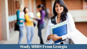 Study MBBS From Georgia