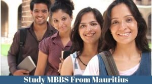 Study MBBS From Mauritius
