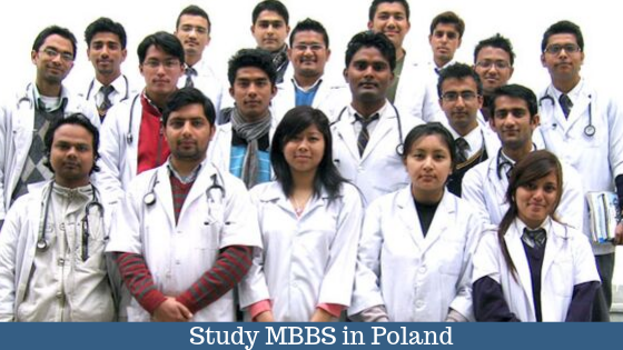 Study MBBS in Poland For Indian Students