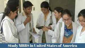 Study MBBS in United States of America