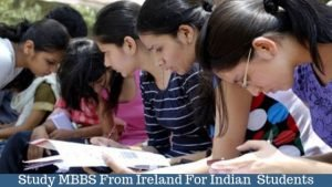study mbbs from ireland for indian students-